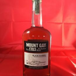 Coup de coeur rhum : Mount Gay Black Barrel